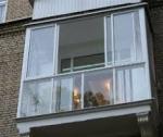 Остекление балконов и лоджий, окна из пвх, москва.